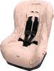 Afbeeldingen van Dooky Seat Cover Group 1  Origami swallow Rosé