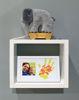 Afbeeldingen van Happy Hands Baby and Me paint print kit White