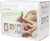 Picture of Happy Hands Baby print triple frame kit White