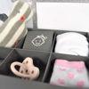 Afbeeldingen van Dooky Gift Set Handprint 3D Deluxe  & memory box