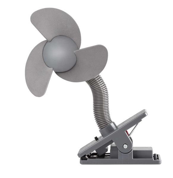 Afbeeldingen van Stroller Fan Soft Foam